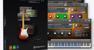 برنامج الجيتار الإلكتريك Pettinhouse Direct Guitar 3.0 4GB