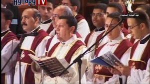 موسيقى الهيتينيات - ألحان القداس الإلهي