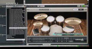 مكتبة الدرامز للتوزيع Session Drummer 3